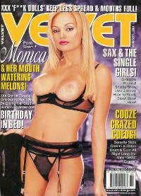 Monica Mayhem Velvet Magazine