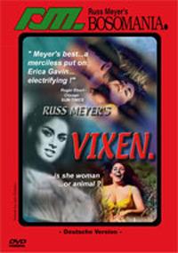 Vixen DVD Cover