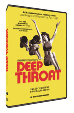 Deep Throat Cover neu