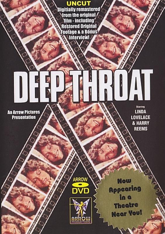 Deep Throat 72th anniversary DVD