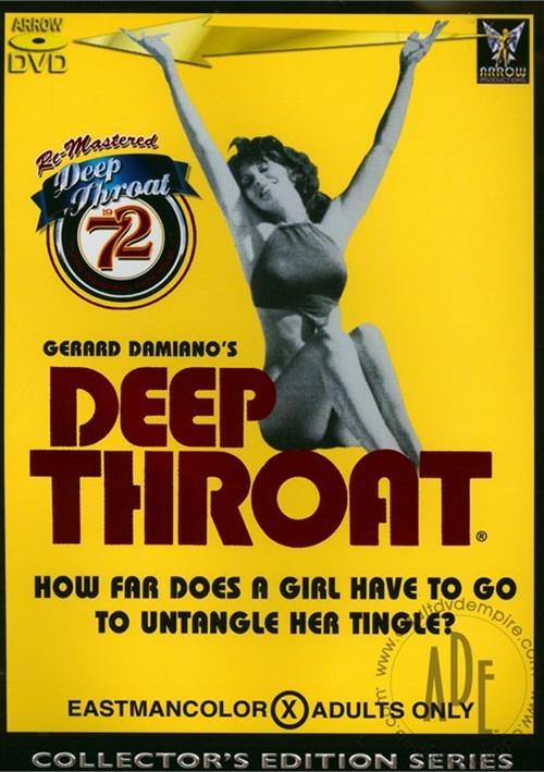 Deep Throat 1972 Anniversary DVD
