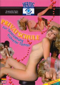 Privatschule zur Sexerziehung frühreifer Töchter DVD Cover
