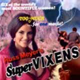 Supervixens DVD Review