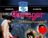 Teenager Internatreport - Herzog Video DVD