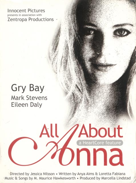 All About Anna dvd cover