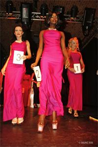 Miss Venus Wahl 2006 in Berlin