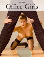 office girls buch cover von Frank Neßlage