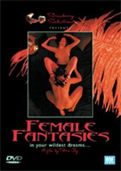 Female Fantasies DVD Cover Petra Joy