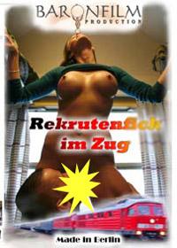 Rekrutenfick im Zug DVD Cover
