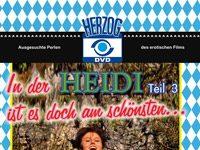 Heidi 3 DVD Cover Bild von Herzog Video
