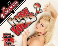 Fetish Fucks 2 DVD Cover Bild