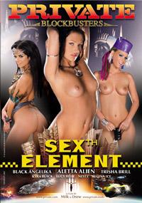 Sexth Element DVD Cover Bild von Private