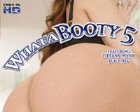 Whatabooty 5 DVD mit Tiffany Mynx von Red Light District