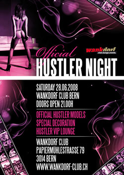Hustler Fashion Party