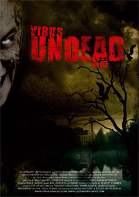 Virus Undead DVD Cover