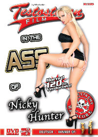In the ass of Nicky Hunter Bild