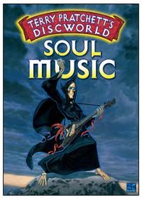 Terry Pratchett Soul Music