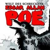 Edgar Allan Poe Comic von Panini