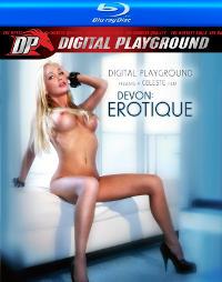 Devon Erotique Blu-ray Cover von Diigital Playground