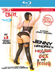 Jenny Hendrix House of Sex and Fetish