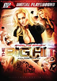 The Big Hit DVD Cover mit Angelina Armani von Digital Playgroundld