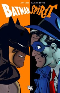 Batman The Spirit Comic Cover