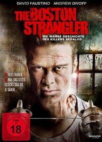 Boston Strangler DVD Cover