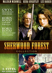 Robin Hood Collection DVD Cover