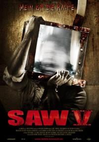 Saw 5 Film Plakat
