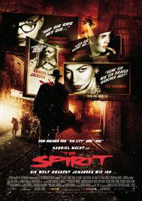 The Spirit Der Film Plakat