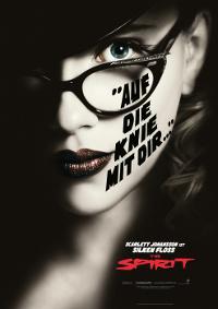 The Spirit Der Film Scarlett_Johansson