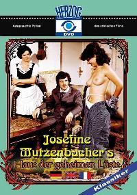 Josefine Mutzenbacher Cover