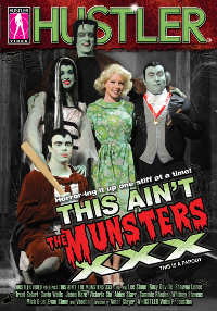 This aint the Munsters XXX DVD Cover von Hustler Video