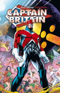 Captain Britain Alan Moore Panini Comics