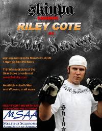 Riley Cote