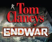 Tom Clancys Endwar Buch Cover