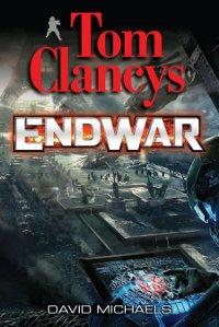 Tom Clancys Endwar Buch Cover