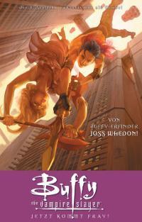 Buffy 4 Comic Cover von Panini