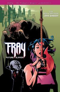 Fray: Future Slayer Comic Cover