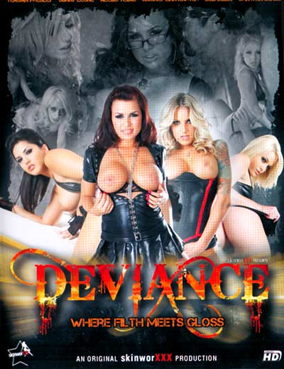 Deviance DVD Cover