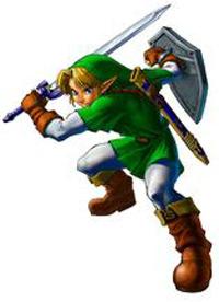 Zelda Link - Nintendo