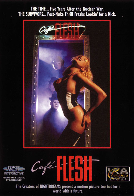 Cafe Flesh Plakat Bild