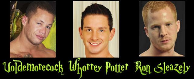 Harry Potter Gay Fotos