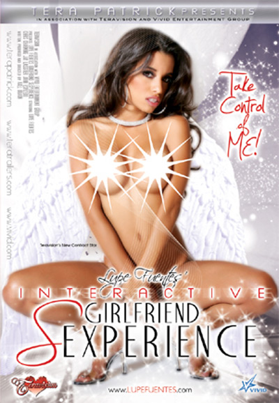 Lupe Fuentes Girlfriend Sexperience DVD Cover