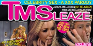 TMSleaze DVD Cover