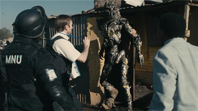 District 9 Szenenfoto
