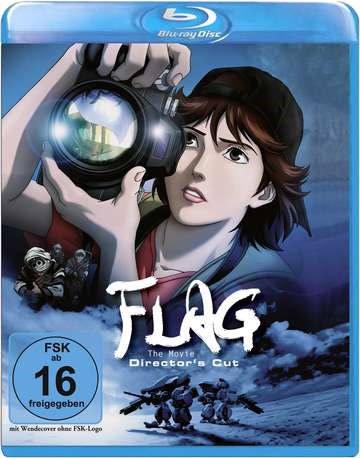 """Flag – The Movie"" Directors Cut Blu-ray"
