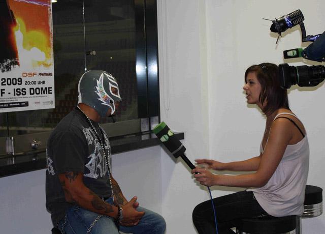 Rey Mysterio Jr. Foto