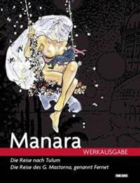 Milo Manara Cover