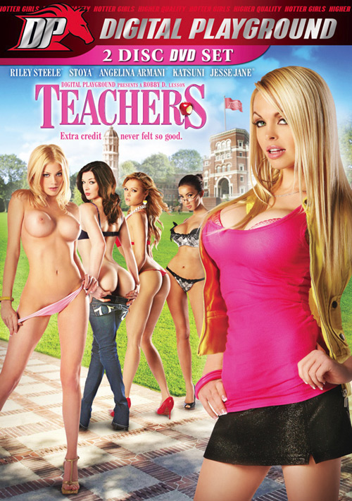 Teachers DVD Cover